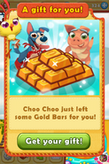 Gold Bars from Choochoo 2