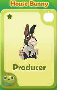 Producer House Bunny
