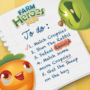 Farm Heroes Saga To do