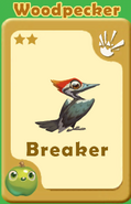 Breaker Woodpecker A