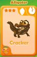 Cracker Alligator