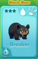 Breaker Black Bear