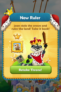 Treasure Mill Retake Throne! New Ruler!