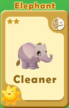 Cleaner Elephant A