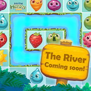 The River coming soon