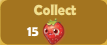 Collect 15 Strawberries