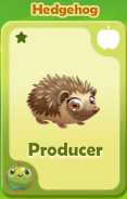 Producer Hedgehog
