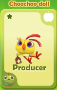 Producer Choochoo Doll