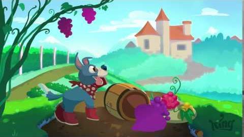 Official Farm Heroes Saga - Episode 69, Vivid Vineyard