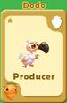 Producer Dodo A