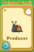 Producer Painted Snail A