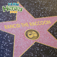 Rancid the Raccoon Star