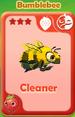 Cleaner Bumblebee