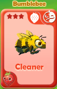 Cleaner Bumblebee