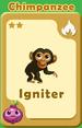 Igniter Chimpanzee A