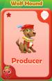 Producer Wolf Hound