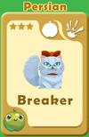 Breaker Persian A