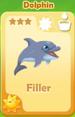 Filler Dolphin