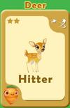 Hitter Deer A