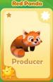 Producer Red Panda
