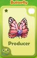 Producer Butterfly