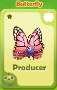 Producer Butterfly