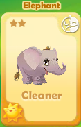 Cleaner Elephant