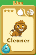 Cleaner Lion A