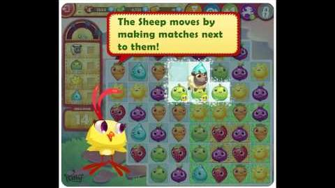 Official Farm Heroes Saga - The Sheep