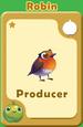 Producer Robin A