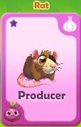 Producer Rat