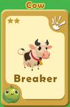 Breaker Cow A