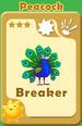 Breaker Peacock A