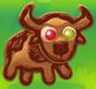 Ginger Bread Bull