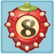Strawberry bomb 8