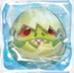 Alligator egg 2-stage under ice
