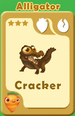 Cracker Alligator A