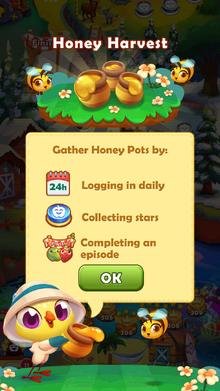 Honey Harvest 2