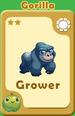 Grower Gorilla A