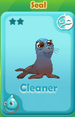 Cleaner Seal