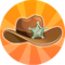 Achievements badge RanchRookie