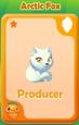 Producer Arctic Fox