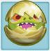 Alligator egg 2-stage
