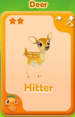 Hitter Deer
