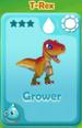 Grower T-Rex