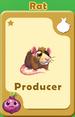 Producer Rat A