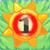 Sun bomb 1 on grass