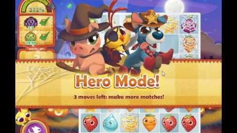 Farm Heroes Saga Level 267