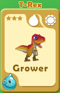 Grower T-Rex A