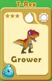 Grower T-Rex A